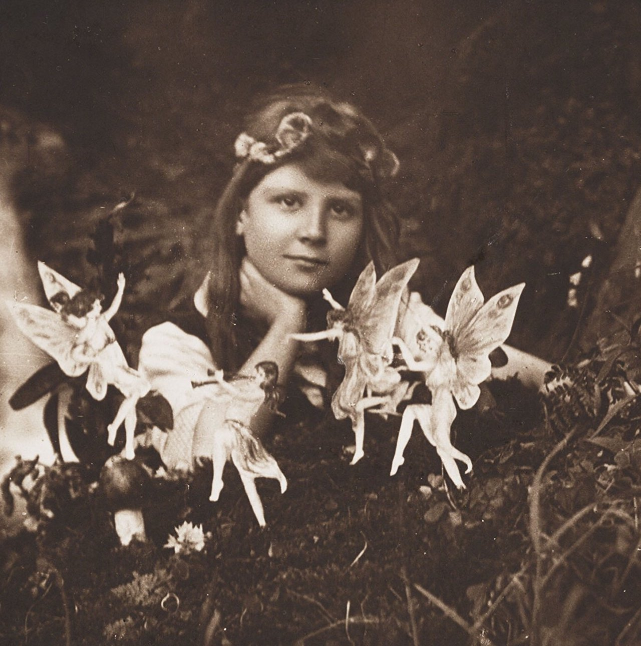 Wistful Imaginings: Reframing the Case of the Cottingley Fairies