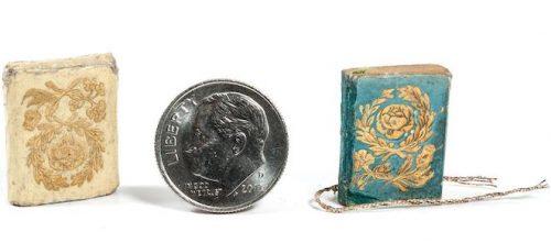 The Victorian Kindle:  Schloss's Bijou Almanac
