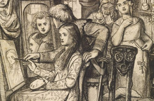 """What of her glass without her?"" Prismatic Desire & Auto-Erotic Anxiety in the Art & Poetry of Dante Gabriel Rossetti"
